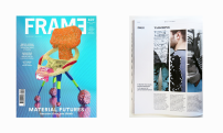 Frame, frame magazine, tailoring, knit, knitwear, concept design, userinvolvement