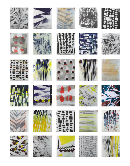 screenprint, experiments, textile, samples, reactive dye, textile